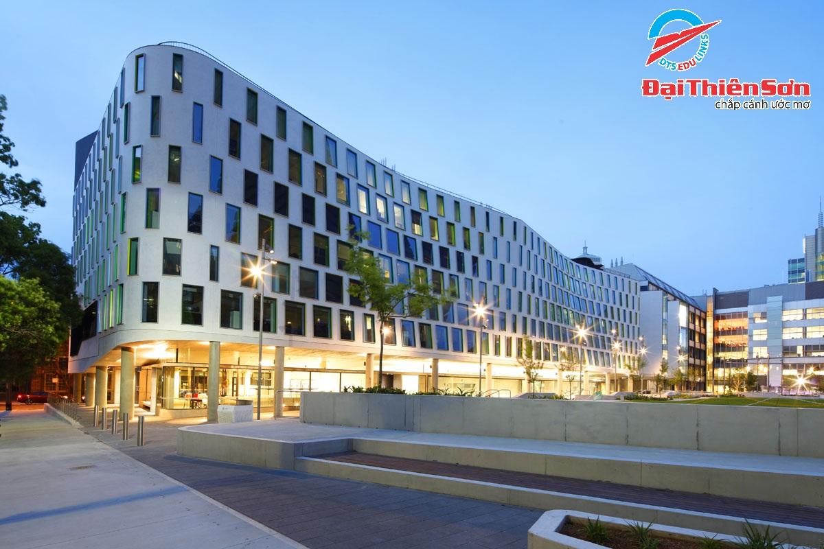 TrườngĐại học công nghệ Sydney
