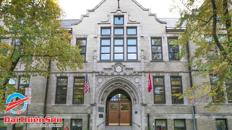 Khuôn viên trường Buffalo Seminary