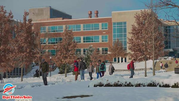 Khuôn viên trườngUniversity of Dayton