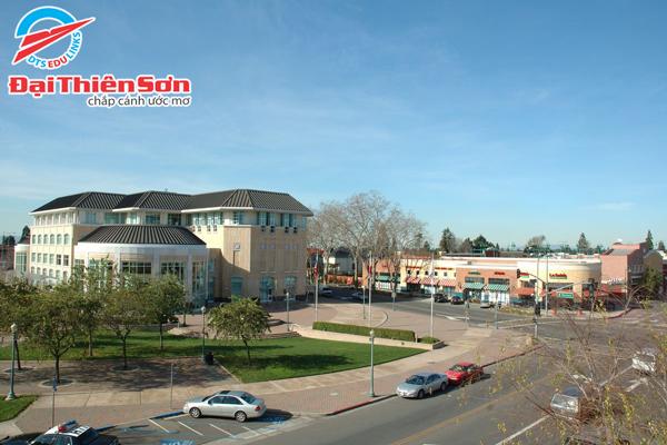 Thành phố Hayward - Du học Đại Thiên Sơn DTS