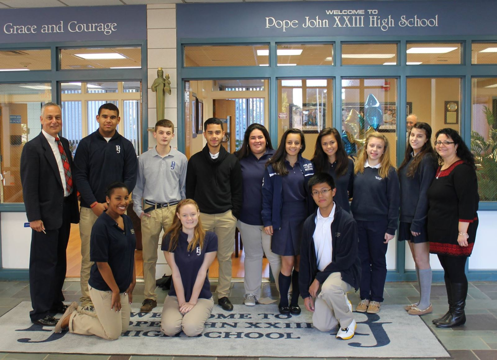 POPE JOHN XXIII HIGH SCHOOL