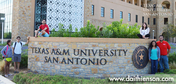 texas a&m university san antonio