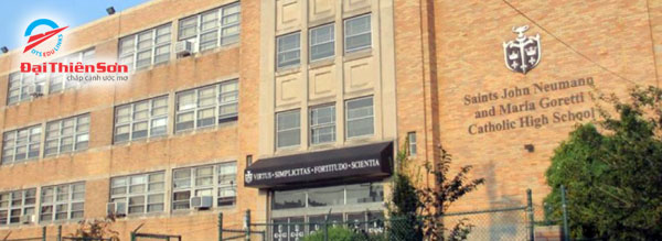 SS. NEUMANN & MARIA GORETTI CATHOLIC HIGH SCHOOL