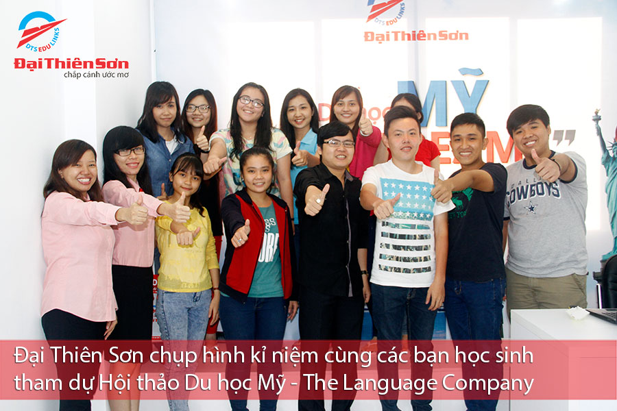 hội thảo the language company